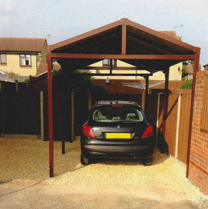 How Much Does A Carport Cost Uk - Carports Garages