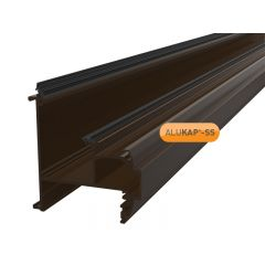 Alukap-SS Wall & Eaves Beam in Brown