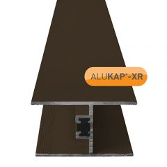 Alukap-XR 28mm Horizontal Glazing Bar - Brown