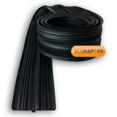 Alukap-XR leakstop gasket 1m with fin.