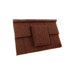 Britmet Tileform Plaintile - Air Vent Tile - Rustic Terracotta