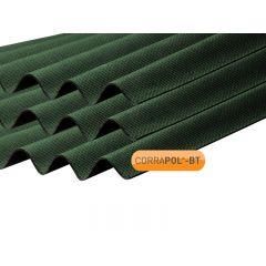 Corrapol-BT Corrugated Bitumen Roof Sheet in Green