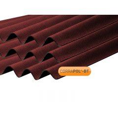 Corrapol-BT Corrugated Bitumen Roof Sheet in Red