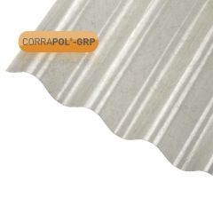 Corrapol Corrugated Polyester Sheet