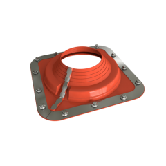 Dektite Combo 350 - 760mm Red Silicone DC210REC