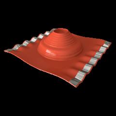 Dektite Soaker 75-155mm Red Silicone DF702
