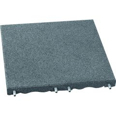 Rubberlok Safety Slab Grey 500x500x40mm