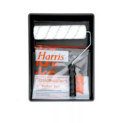 "Harris Taskmaster 9"" Medium Pile Roller Set"