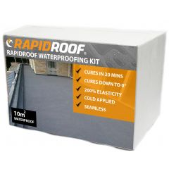 LRS RapidRoof Waterproof Kit 10m2