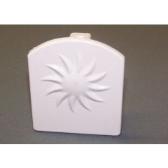 Molan Sunwood Main Bar End Cap White