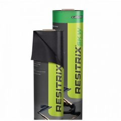 Resitrix SKW Full Bond Black Self Adhesive EPDM Membrane