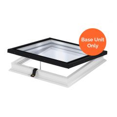 VELUX INTEGRA CVP electrically operated flat roof window base (with chain.)