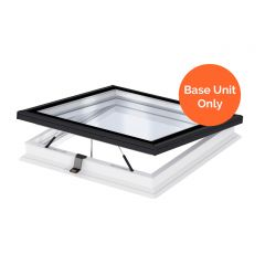 VELUX INTEGRA CVP electrically operated flat roof window base (with gas arms.)