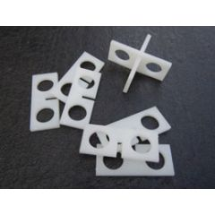 A selection of Wallbarn cross spacers.