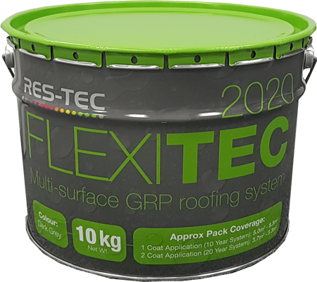 Flexitec 2020 GRP Flat Roof