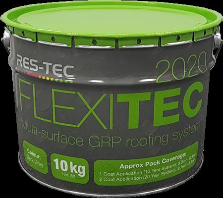 Flexitec 2020 Flat Roof Material