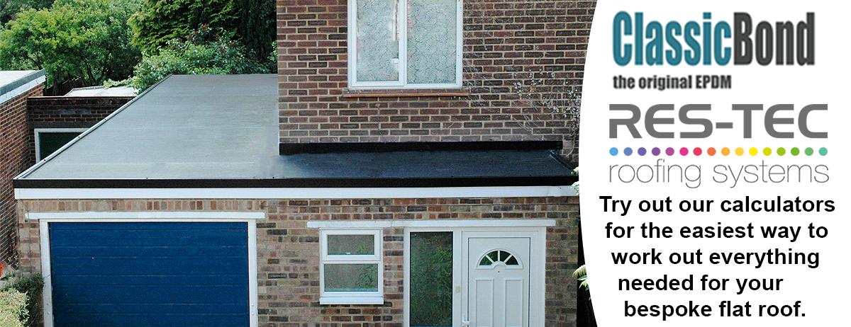 Flat Roof Calculator