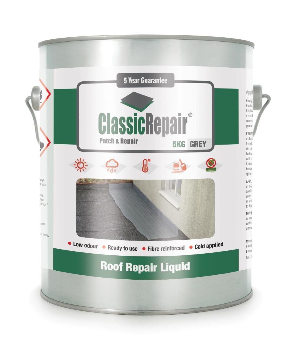 Classid Repair Flat Roof Material