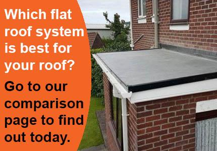 Flat Roof Materials